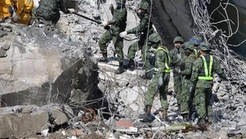 Trzęsienie ziemi w Tajwanie: zginęło 116 osób