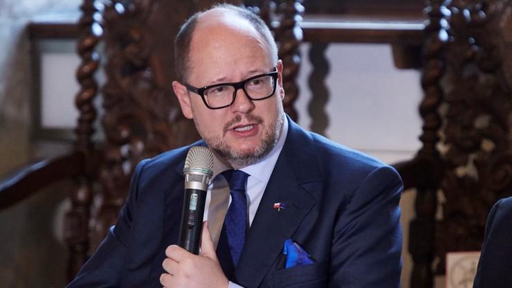 Młodzież Wszechpolska oskarża prezydenta Gdańska o naruszenie nietykalności i poniżenie działaczy