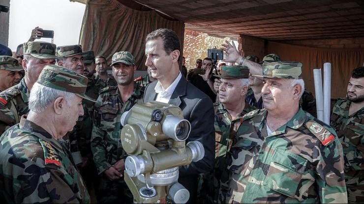 """Prezydent Asad gotowy na """"dalszą walkę z terroryzmem"""""""