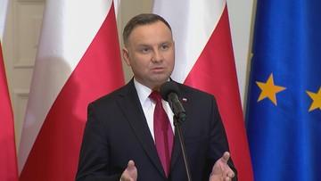 Spychalski: będzie spotkanie Andrzeja Dudy z prezydentem Izraela