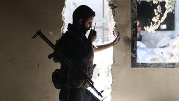 Syryjscy rebelianci popierają rozejm, ale mają wątpliwości ws. porozumienia