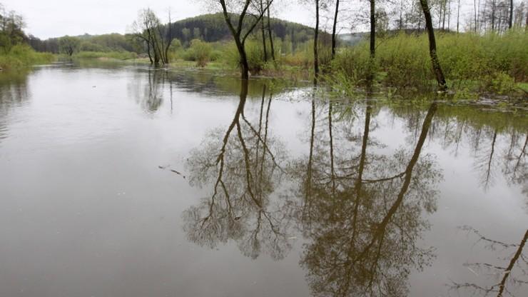 Pogotowie przeciwpowodziowe w województwie łódzkim