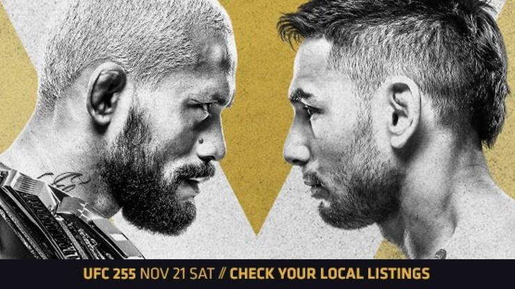 UFC 255: Deiveson Figueiredo - Alex Perez. Transmisja w Polsacie Sport