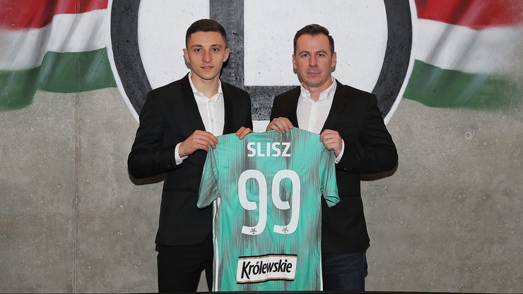 Rekordowy transfer Legii. 20-latek za 1,5 mln euro