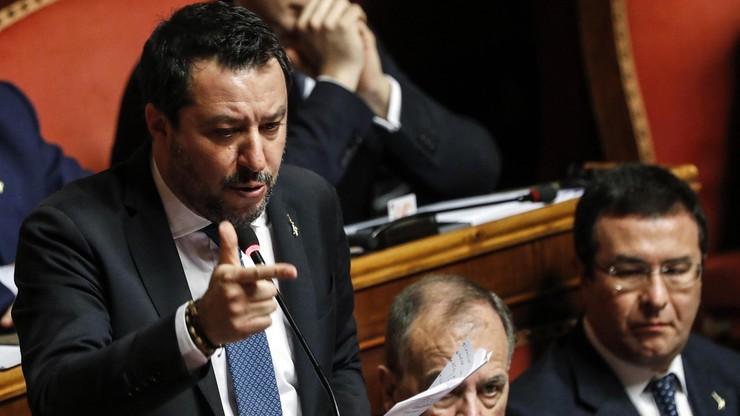 Salvini ocenił reformę sądownictwa w Polsce