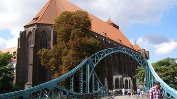 Ksiądz zaatakowany nożem we Wrocławiu