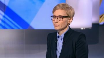 Gosiewska: gdy zobaczyłam w telewizji roztrzaskany samolot, nie miałam nadziei