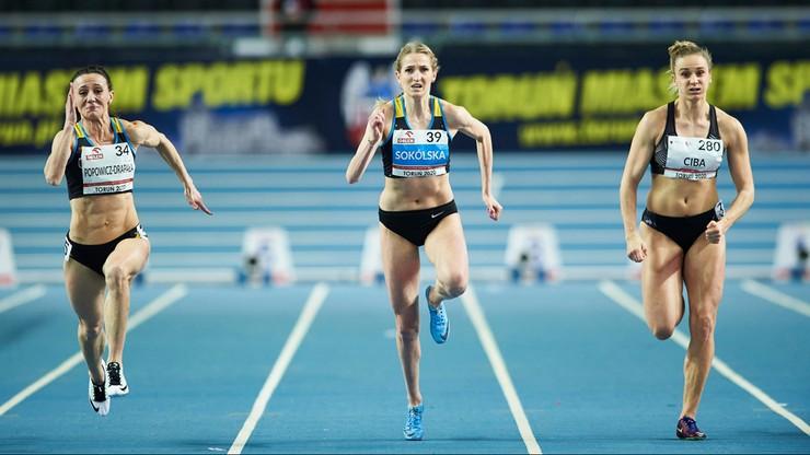 HME Toruń 2021: Katarzyna Sokólska nie awansowała do półfinału biegu na 60 m