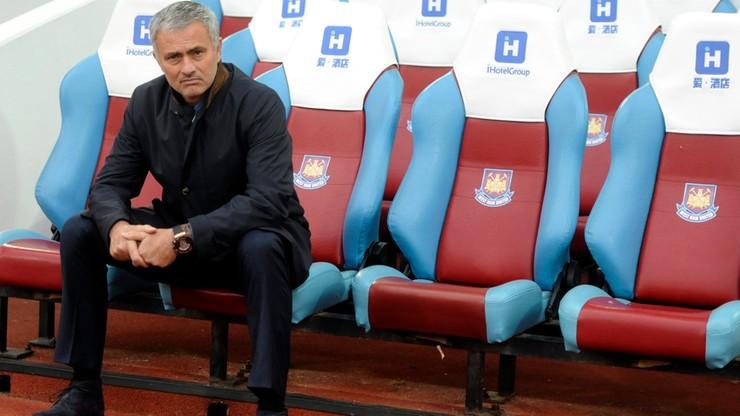 Gorące krzesło Jose Mourinho w Chelsea