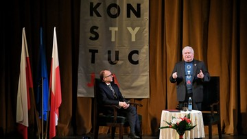 """""""To nie mógł być agent, ja w to nie wierzę"""". Wałęsa o ks. Jankowskim"""