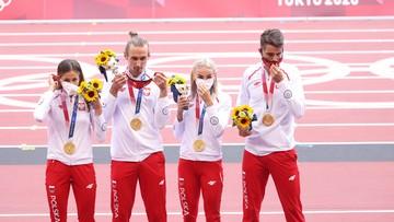 Tokio 2020: Wiemy, ile zarobiła polska sztafeta za złoty medal
