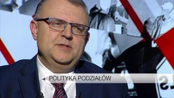 Ujazdowski: Tusk jedynym Polakiem, który może objąć ważną funkcję w unijnych strukturach