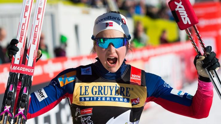 Liderka Tour de Ski straciła miejsce w drużynie... piłkarskiej
