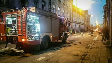 Wybuch gazu w kamienicy w Częstochowie. Mieszkańcy zostali ewakuowani
