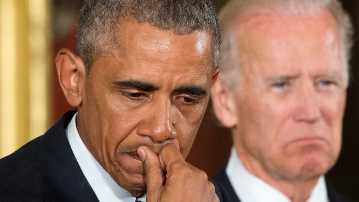 Obama ogłosił ograniczenia w dostępie do broni palnej