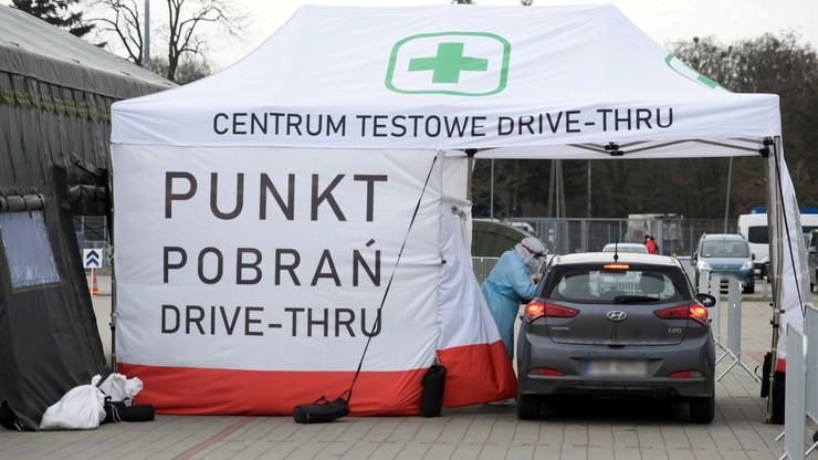 Nowe przypadki koronawirusa w Polsce. Dane ministerstwa, 12 stycznia