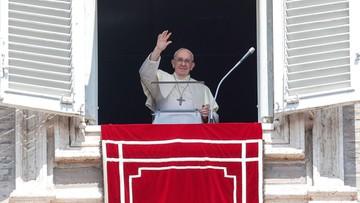 Papież: szczepionki dają nadzieję