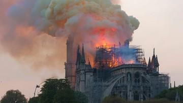 Msze święte wracają do Notre Dame. Uczestnicy nabożeństw będą musieli nosić kaski