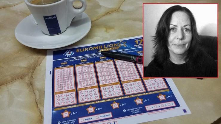 Irlandia Północna. Wygrała 27 mln funtów w loterii. Nie żyje Margaret Loughrey