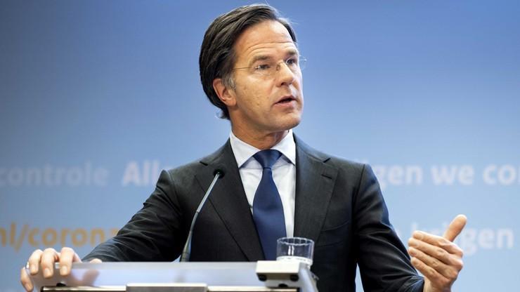 """""""Po prostu mamy dość"""". Premier Holandii ogłosił luzowanie obostrzeń"""