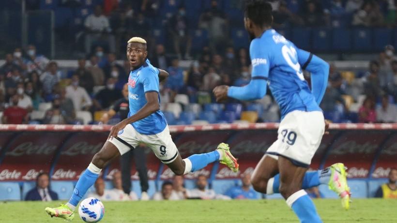 Serie A: Fiorentina - Napoli. Relacja na żywo
