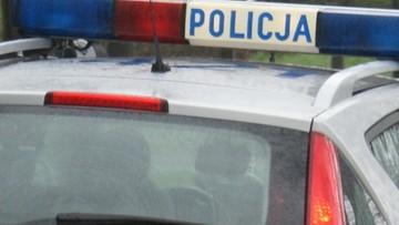 W Wołominie pościg policji, padły strzały