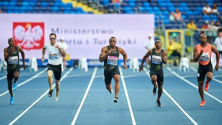 9,87! Bieg sprinterów ozdobą Memoriału Skolimowskiej