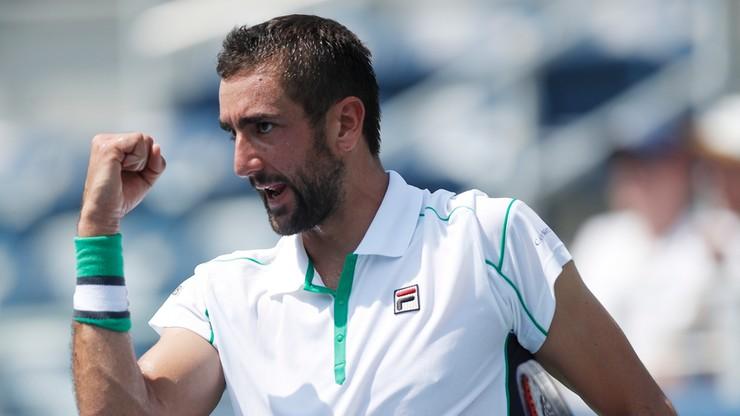 US Open: Cilic znów na drodze Hurkacza w Wielkim Szlemie