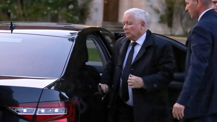 Kaczyński w rządzie? Terlecki: będzie mu podlegać jeden resort