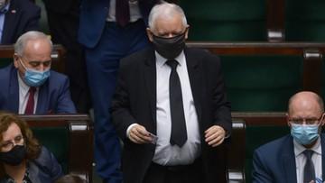 """Kaczyński dla """"Rzeczpospolitej"""": tym razem jeszcze będę kandydował, ale na pewno ostatni raz"""