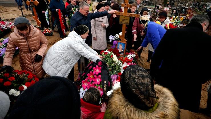 Reuters: zamachowiec z Petersburga był deportowany z Turcji