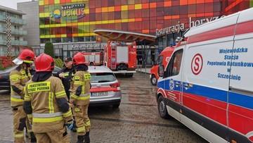 Ewakuacja hotelu w Kołobrzegu. Goście zatruli się chlorem