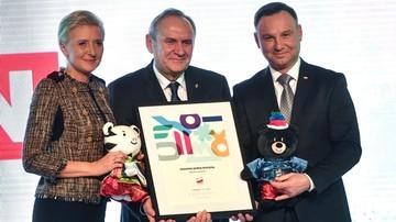Wręczono coroczne Honorowe Nagrody Sportowe PKOl im. Piotra Nurowskiego