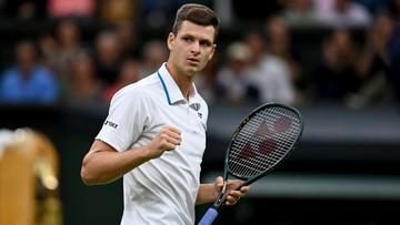Historyczne zwycięstwo Hurkacza! Pokonał wicelidera rankingu ATP