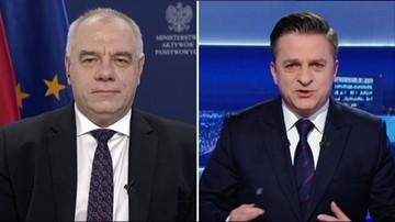 Jacek Sasin: Budka powinien przeprosić Polaków za głosowanie ws. Funduszu Odbudowy