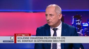 Neumann potwierdził rozmowę ze Schetyną i Trzaskowskim w sprawie bonifikat