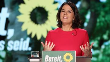 Zieloni mają kandydatkę na kanclerza Niemiec. Nigdy nie zasiadała w rządzie