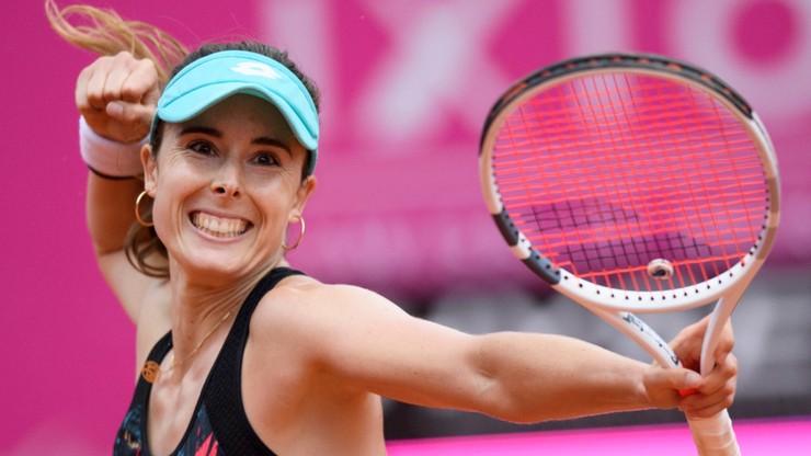 Turniej WTA w Gstaad: Awans Cornet do półfinału