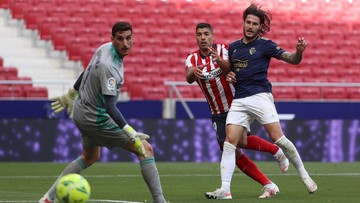 La Liga: Arcyważne zwycięstwo Atletico po bramkach w końcówce