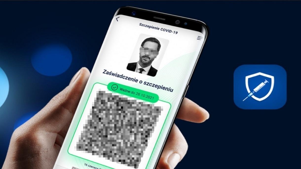 Paszport COVID-owy już dostępny w aplikacji mObywatel. Będzie miał termin ważności
