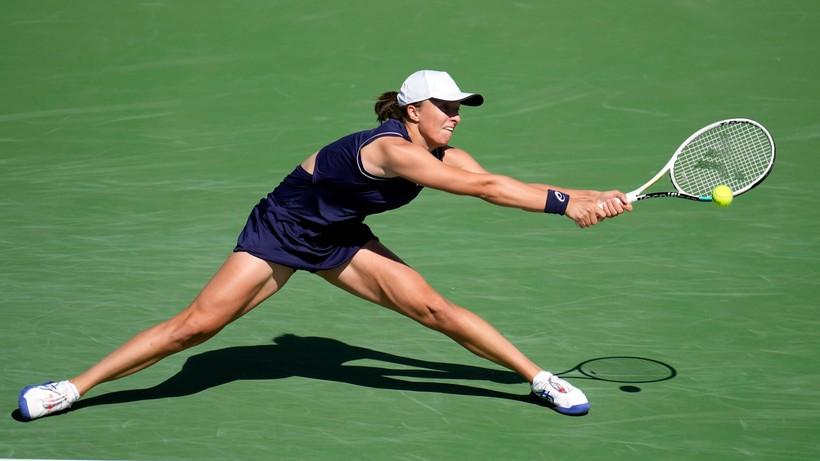 Ranking WTA: Świątek wypadła z czołowej dziesiątki