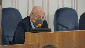 Senator Michał Kamiński zakażony koronawirusem