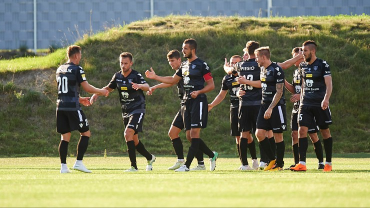 Fortuna 1 Liga: GKS Katowice - Odra Opole. Transmisja w Polsacie Sport