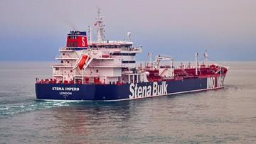 Iran przejął dwa brytyjskie tankowce. Odzyskano kontakt z jednym z nich