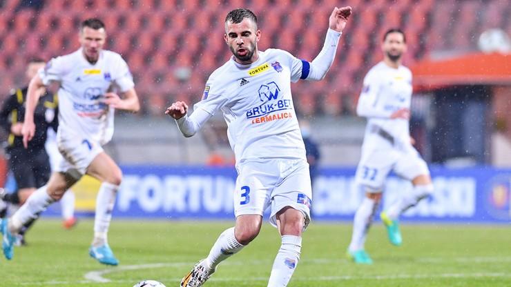 Fortuna 1 Liga: Wygrana Bruk-Bet Termaliki i awans na fotel lidera