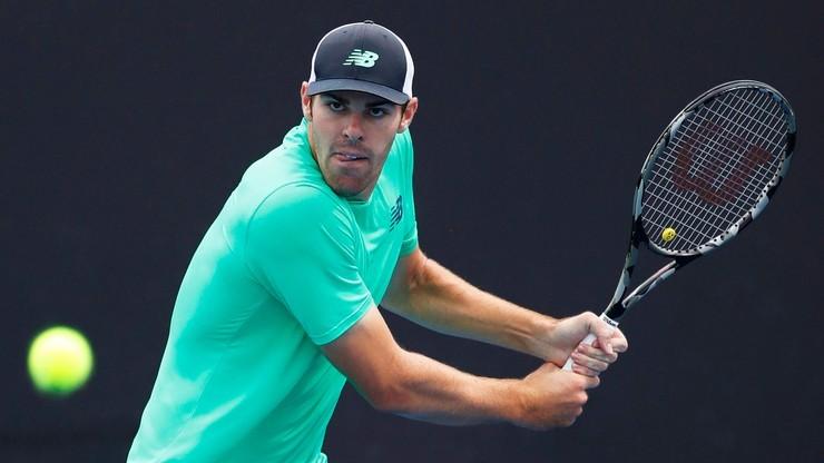 ATP w Delray Beach: Opelka pokonał w finale Nishiokę