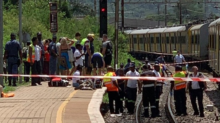 Czołowe zderzenie pociągów w RPA. Ofiary śmiertelne i ponad 200 rannych
