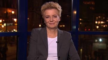 Zdanowska: o tym, czy będę mogła być prezydentem, zdecyduje niezawisły sąd