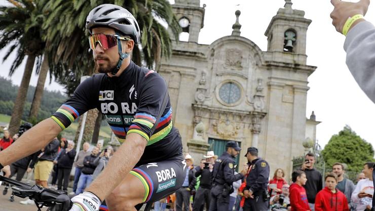 Vuelta a Espana: Sagan znów przegrał o sekundy