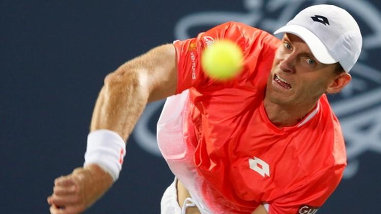 ATP w Pune: Łatwa wygrana Andersona